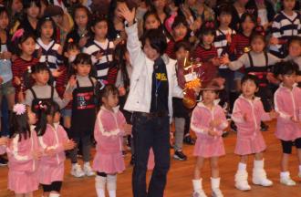 2009年 2月21春祭りダンスフェスティバル&よさこい