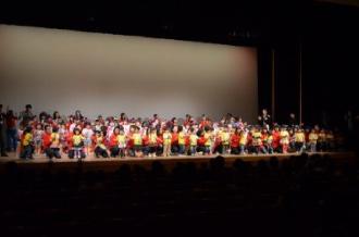 2014年3月 春祭り 親子卒業イベント&ダンスフェステバル