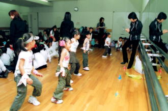 2006年教育文化会館での発表会
