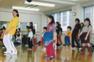 1997年 高岡ペアーレ教室がスタート